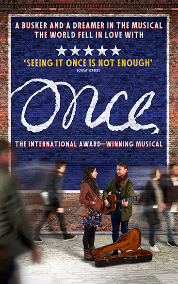 Once | UK Tour