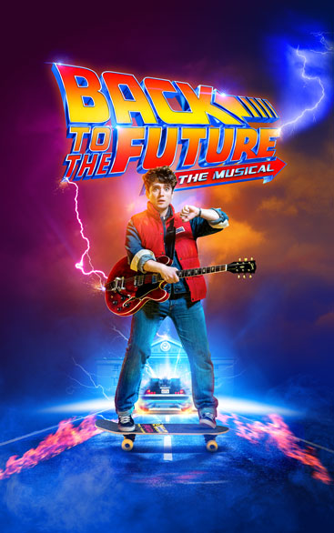 Back To The Future | Manchester Opera House, UK