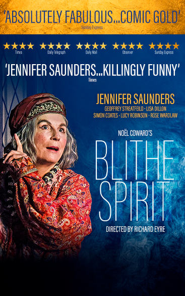 Blithe Spirit | West End & UK Tour