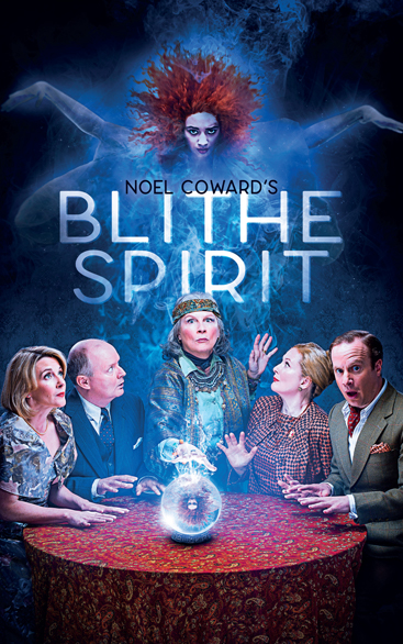Blithe Spirit | Theatre Royal Bath, UK