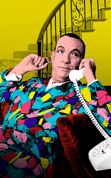 Present Laughter | Chichester Festival Theatre 18