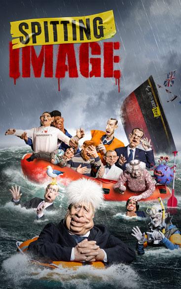 Spitting Image: Season Two | Brit Box