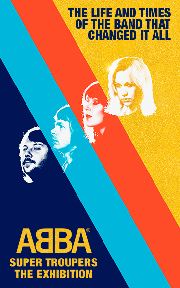 ABBA: Super Troupers The Exhibition | O2, London