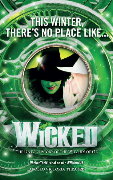 Wicked, Christmas Campaign | West End