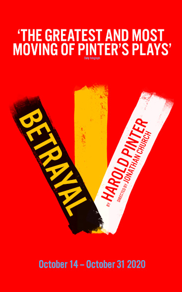 Betrayal | Theatre Royal Bath