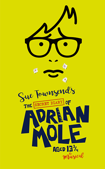 Adrian Mole The Musical | Menier Chocolate Factory, London