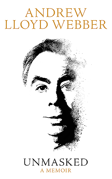 Andrew Lloyd Webber Book Jacket