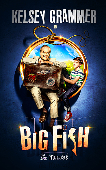 Big Fish The Musical | The Other Palace, London