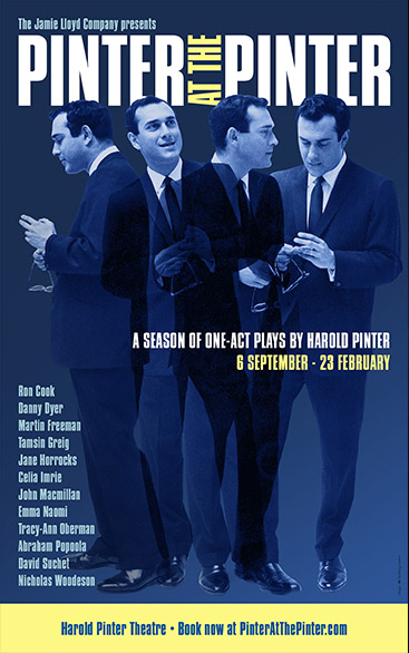 Pinter at the Pinter | West End