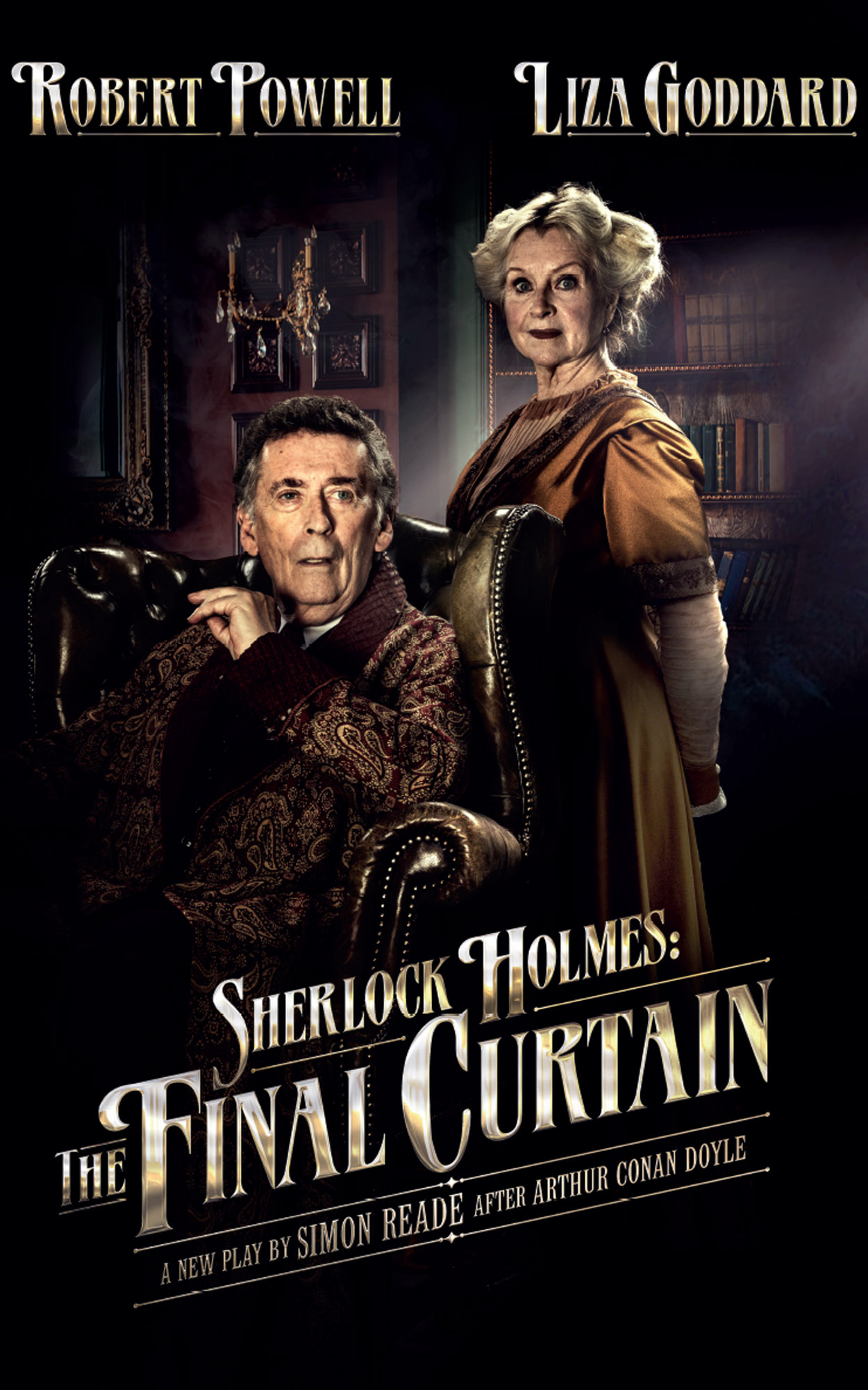 Sherlock Holmes: The Final Curtain | UK Tour
